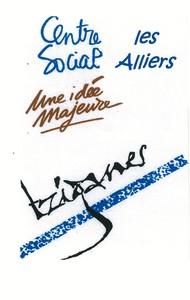 Logo de l'association Association Gens du Voyage CS LES ALLIERS