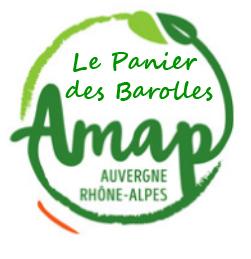 Logo de l'association Le Panier des Barolles