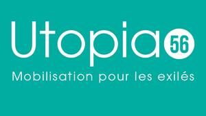 Logo de l'association Utopia 56