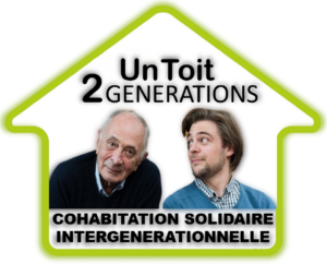 Logo de l'association UN TOIT 2 GENERATIONS