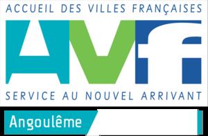 Logo de l'association Accueil des Villes Françaises - AVF Angoulême