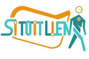 Logo de l'association SI TOIT LIEN