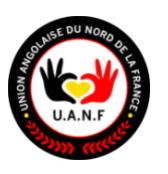 Logo de l'association UNION ANGOLAISE DU NORD DE LA FRANCE