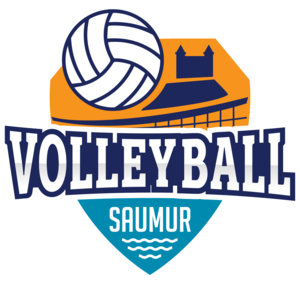 Logo de l'association SAUMUR VOLLEY-BALL