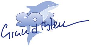 Logo de l'association SOS GRAND BLEU