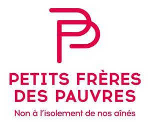 Logo de l'association Les petits frères des Pauvres