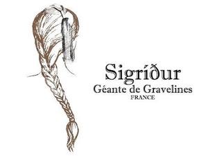 Logo de l'association Géante Sigridur