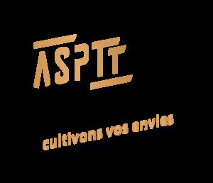 Logo de l'association ASPTT Nice Côte d'Azur