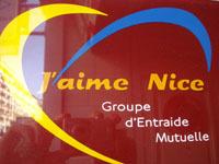 Logo de l'association GEM J'AIME NICE