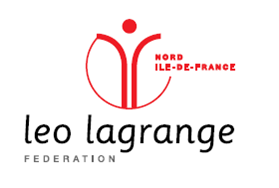 Logo de l'association Léo Lagrange Nord Ile de France