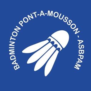 Logo de l'association ASSOCIATION SPORTIVE BADMINTON PONT-A-MOUSSON