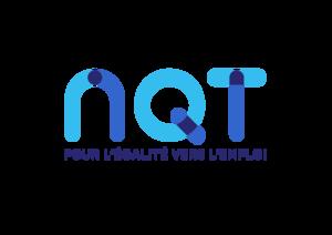 Logo de l'association NQT