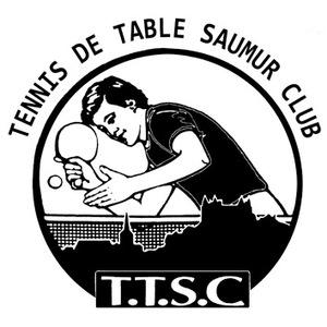 Logo de l'association TENNIS DE TABLE SAUMUR CLUB