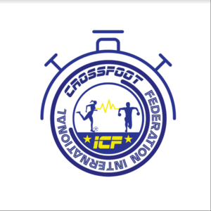 Logo de l'association International Crossfoot Federation  (I.C.F.)