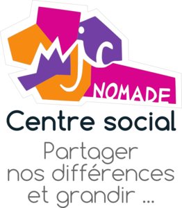 Logo de l'association MJC Centre Social Nomade