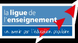 Logo de l'association La Ligue de l'enseignement