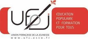 Logo de l'association Union Française de la Jeunesse