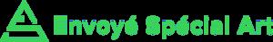 Logo de l'association envoyé spécial art