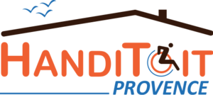 Logo de l'association HANDITOIT PROVENCE