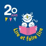 Logo de l'association LIGUE DE L'ENSEIGNEMENT - Lire et Faire lire