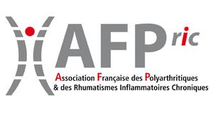 Logo de l'association AFPRIC - ASSOCIATION FRANCAISE DES POLYARTRITIQUES ET DES RHUMATISMES INFLAMMATOIRES CHRONIQUES