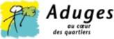 Logo de l'association ADUGES-Maison de quartier Ile Jeanty