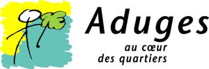 Logo de l'association ADUGES (Association Dunkerquoise de Gestion des Equipements Sociaux)
