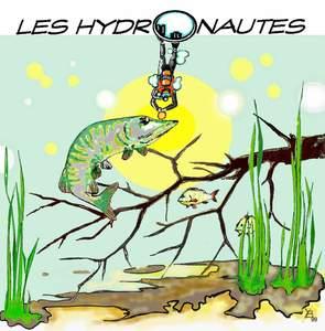 Logo de l'association Club de plongée Associatif Les Hydronautes