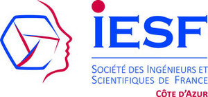Logo de l'association INGENIEURS ET SCIENTIFIQUES DE FRANCE COTE D'AZUR - IESF CA