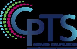 Logo de l'association C.P.T.S. (Communauté Professionnelle Territoriale de Santé) DU GRAND SAUMUROIS