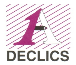 Logo de l'association DECLICS