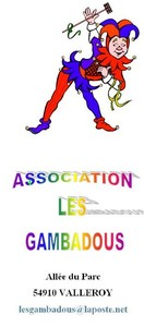 Logo de l'association Les Gambadous