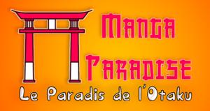 Logo de l'association Manga Paradise