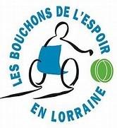 Logo de l'association LES BOUCHONS DE L'ESPOIR EN LORRAINE