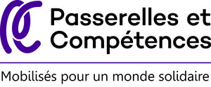 Logo de l'association PASSERELLES ET COMPETENCES