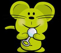 Logo de l'association Multi-accueil La Souris Verte