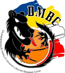 Logo de l'association Dunkerque Malo Basket Club