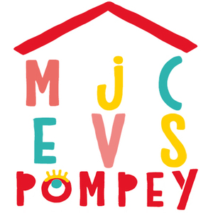 Logo de l'association MJC EVS de Pompey