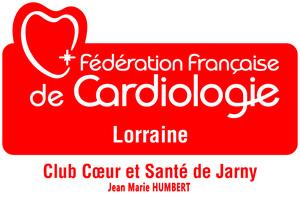 Logo de l'association CLUB CŒUR ET SANTÉ JARNY