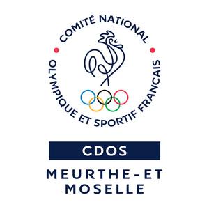 Logo de l'association CDOS 54