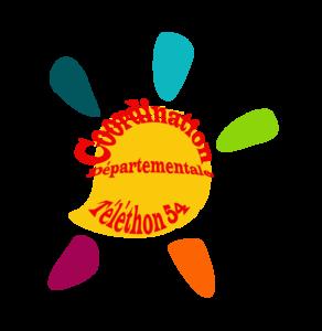 Logo de l'association Coordination TELETHON 54