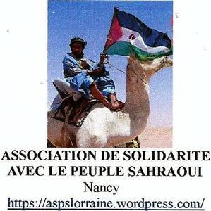 Logo de l'association Association de Solidarité avec le Peuple Sahraoui