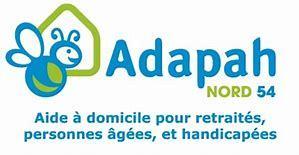 Logo de l'association Adapah Nord 54