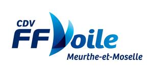 Logo de l'association Comité Départemental de Voile de Meurthe-et-Moselle