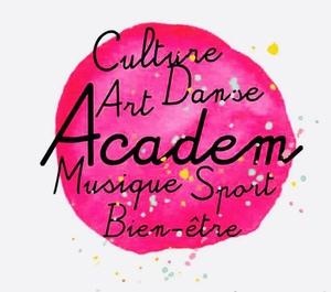 Logo de l'association ACADEM - CULTURE ART DANSE ET MUSIQUE
