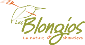 Logo de l'association Les Blongios la nature en chantiers