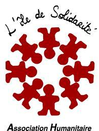 Logo de l'association ile de solidarité