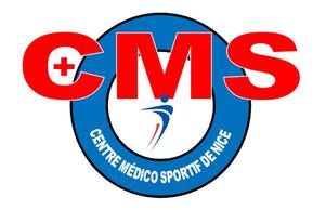 Logo de l'association Centre Médico-Sportif de Nice CMS ex CRBMS