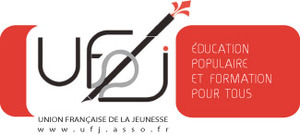 Logo de l'association UFJ