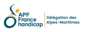 Logo de l'association APF - FRANCE HANDICAP
